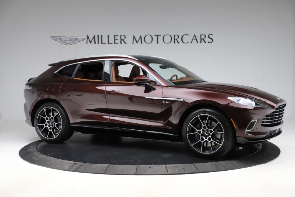 New 2021 Aston Martin DBX for sale $226,836 at Maserati of Greenwich in Greenwich CT 06830 9
