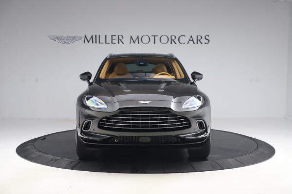 New 2021 Aston Martin DBX for sale $212,886 at Maserati of Greenwich in Greenwich CT 06830 11