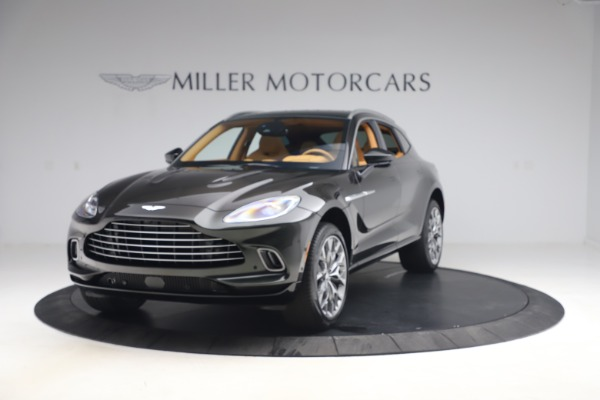 New 2021 Aston Martin DBX for sale Sold at Maserati of Greenwich in Greenwich CT 06830 12