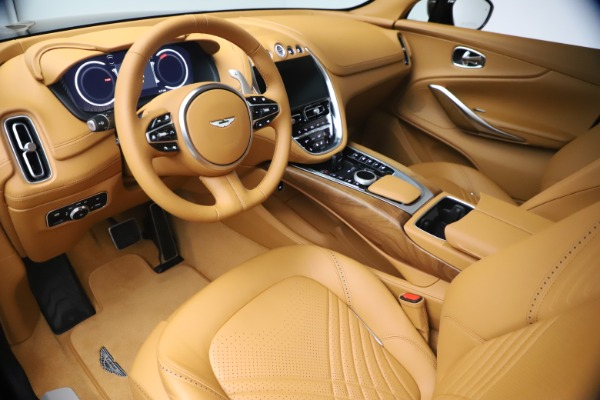 New 2021 Aston Martin DBX for sale Sold at Maserati of Greenwich in Greenwich CT 06830 13