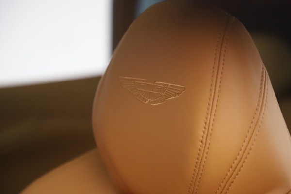 New 2021 Aston Martin DBX for sale Sold at Maserati of Greenwich in Greenwich CT 06830 23