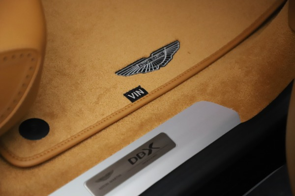 New 2021 Aston Martin DBX for sale Sold at Maserati of Greenwich in Greenwich CT 06830 25