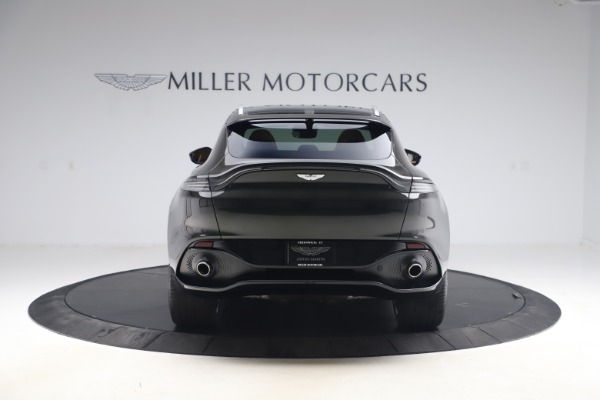 New 2021 Aston Martin DBX for sale $212,886 at Maserati of Greenwich in Greenwich CT 06830 5
