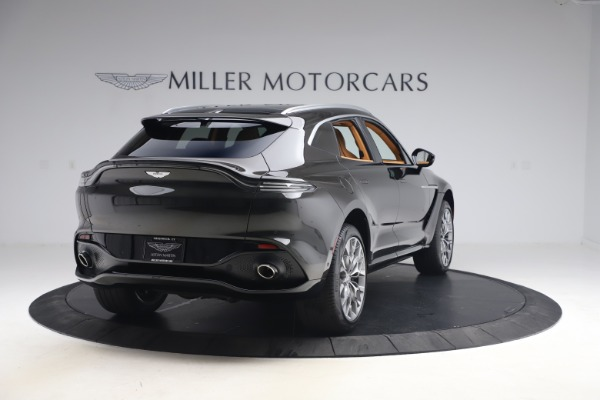 New 2021 Aston Martin DBX for sale $212,886 at Maserati of Greenwich in Greenwich CT 06830 6