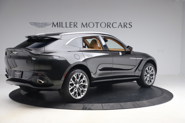New 2021 Aston Martin DBX for sale $212,886 at Maserati of Greenwich in Greenwich CT 06830 7