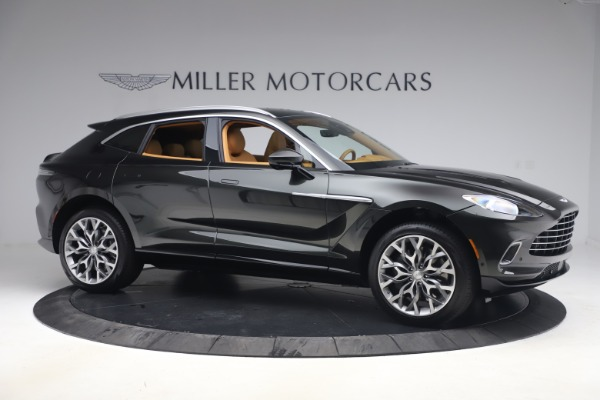 New 2021 Aston Martin DBX for sale $212,886 at Maserati of Greenwich in Greenwich CT 06830 9