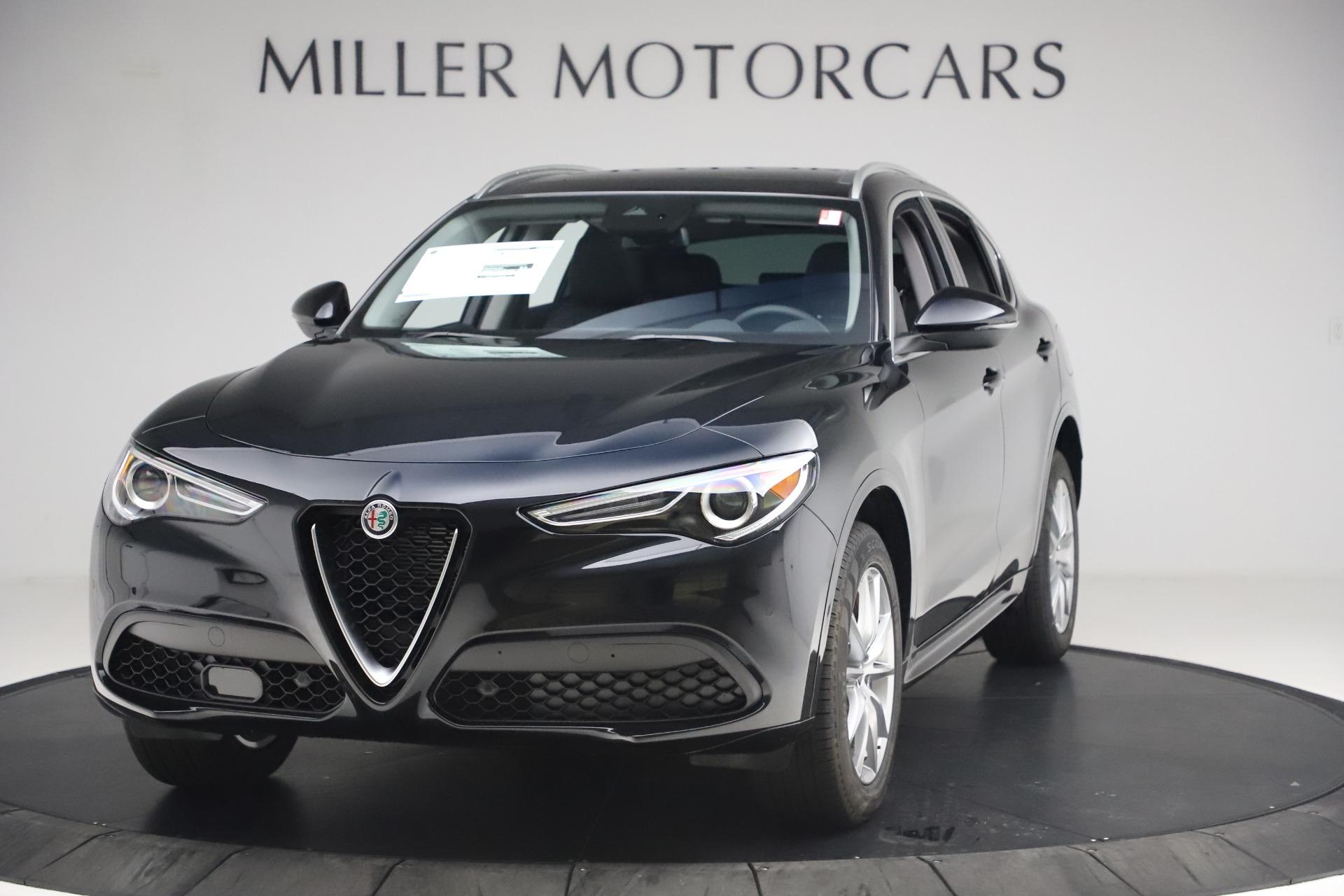 New 2020 Alfa Romeo Stelvio Ti Lusso Q4 for sale $52,695 at Maserati of Greenwich in Greenwich CT 06830 1