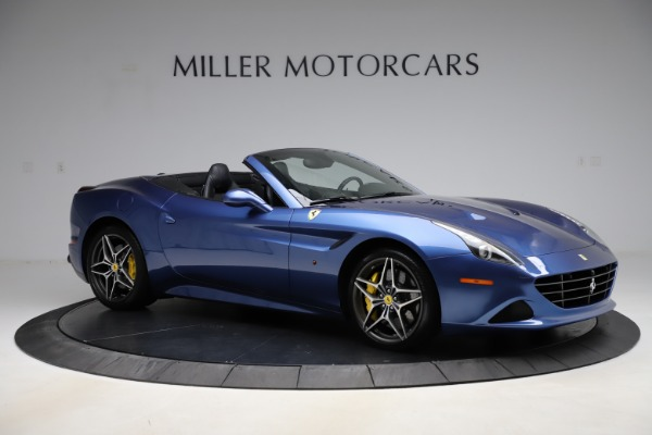 Used 2018 Ferrari California T for sale $185,900 at Maserati of Greenwich in Greenwich CT 06830 10