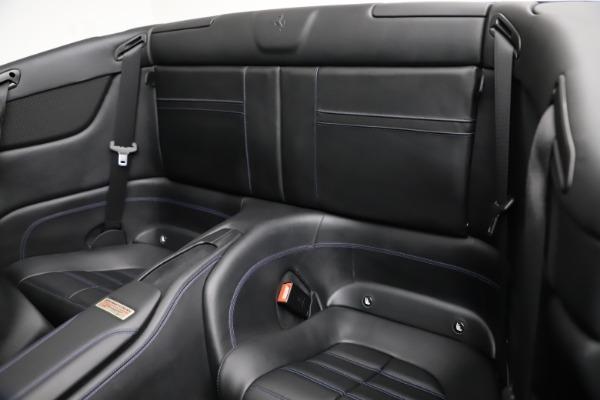 Used 2018 Ferrari California T for sale $185,900 at Maserati of Greenwich in Greenwich CT 06830 22