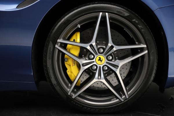 Used 2018 Ferrari California T for sale $185,900 at Maserati of Greenwich in Greenwich CT 06830 28