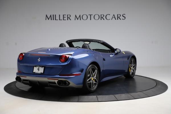 Used 2018 Ferrari California T for sale $185,900 at Maserati of Greenwich in Greenwich CT 06830 7