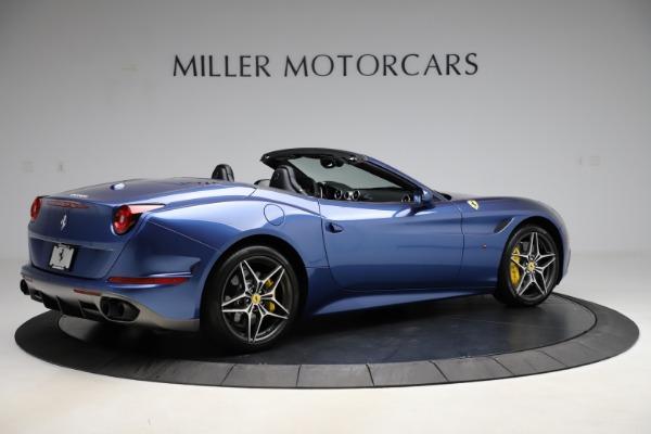 Used 2018 Ferrari California T for sale $185,900 at Maserati of Greenwich in Greenwich CT 06830 8