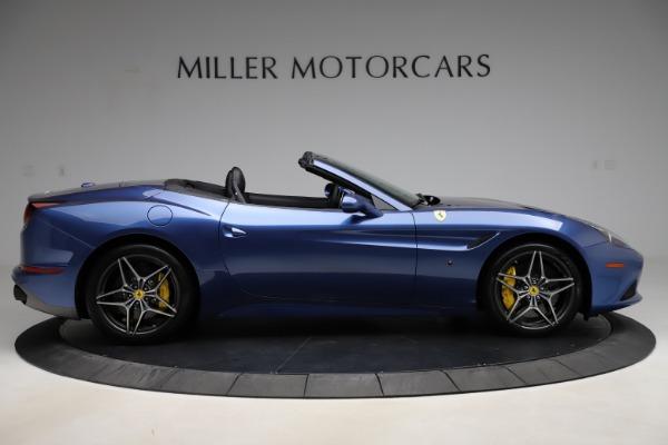 Used 2018 Ferrari California T for sale $185,900 at Maserati of Greenwich in Greenwich CT 06830 9