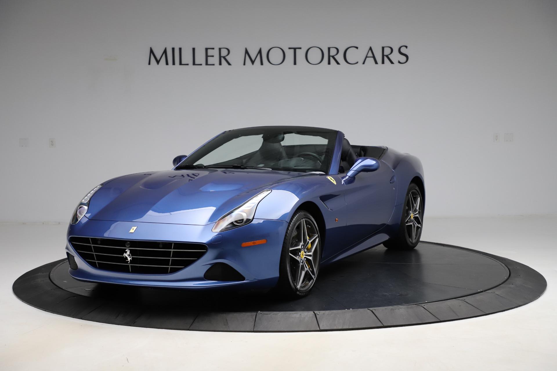 Used 2018 Ferrari California T for sale $185,900 at Maserati of Greenwich in Greenwich CT 06830 1
