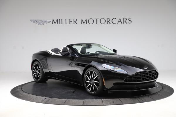 Used 2020 Aston Martin DB11 Volante for sale $209,900 at Maserati of Greenwich in Greenwich CT 06830 10