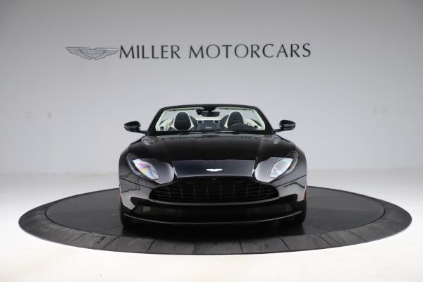 Used 2020 Aston Martin DB11 Volante for sale $209,900 at Maserati of Greenwich in Greenwich CT 06830 11