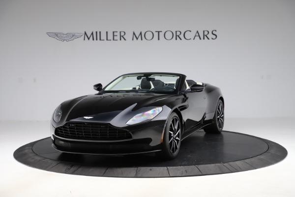 Used 2020 Aston Martin DB11 Volante for sale $209,900 at Maserati of Greenwich in Greenwich CT 06830 12