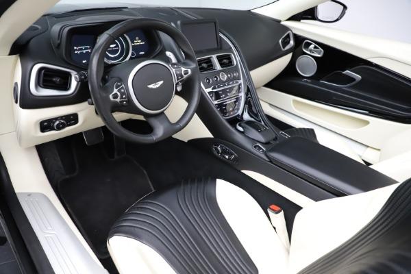 Used 2020 Aston Martin DB11 Volante for sale $209,900 at Maserati of Greenwich in Greenwich CT 06830 13