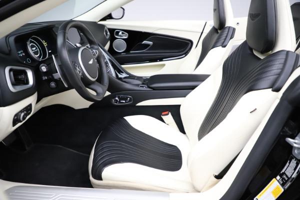 Used 2020 Aston Martin DB11 Volante for sale $209,900 at Maserati of Greenwich in Greenwich CT 06830 14