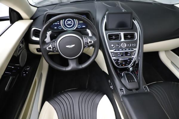 Used 2020 Aston Martin DB11 Volante for sale $209,900 at Maserati of Greenwich in Greenwich CT 06830 17