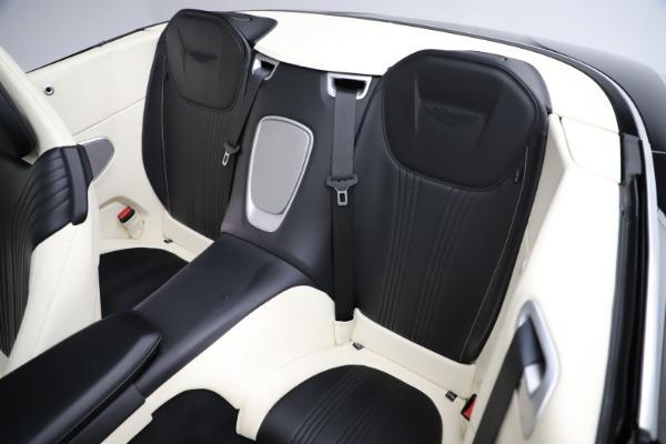 Used 2020 Aston Martin DB11 Volante for sale $209,900 at Maserati of Greenwich in Greenwich CT 06830 18