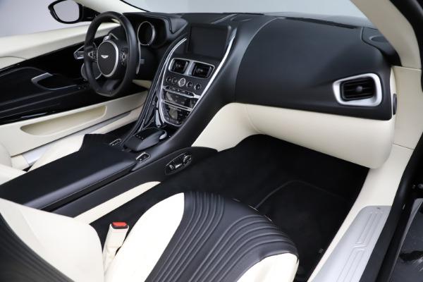 Used 2020 Aston Martin DB11 Volante for sale $209,900 at Maserati of Greenwich in Greenwich CT 06830 19