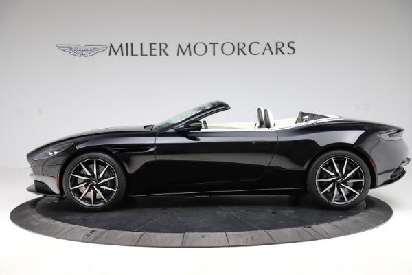 Used 2020 Aston Martin DB11 Volante for sale $209,900 at Maserati of Greenwich in Greenwich CT 06830 2