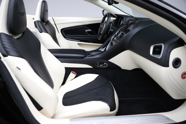 Used 2020 Aston Martin DB11 Volante for sale $209,900 at Maserati of Greenwich in Greenwich CT 06830 20