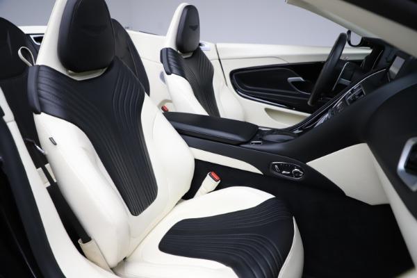 Used 2020 Aston Martin DB11 Volante for sale $209,900 at Maserati of Greenwich in Greenwich CT 06830 21