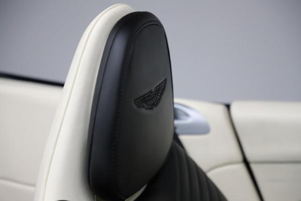 Used 2020 Aston Martin DB11 Volante for sale $209,900 at Maserati of Greenwich in Greenwich CT 06830 22