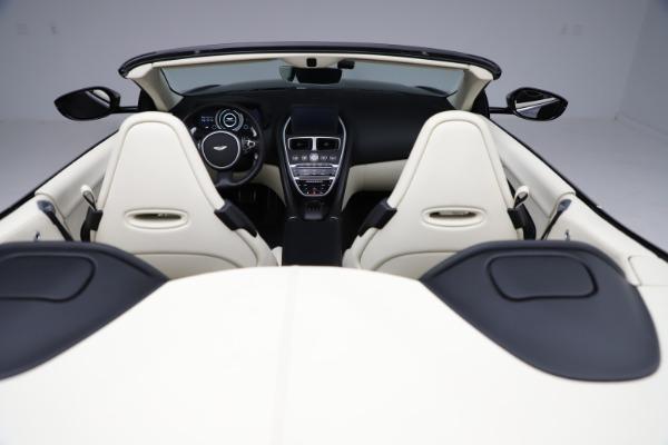 Used 2020 Aston Martin DB11 Volante for sale $209,900 at Maserati of Greenwich in Greenwich CT 06830 23