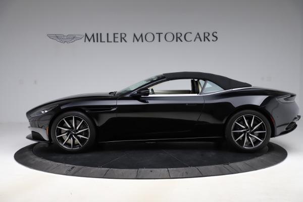 Used 2020 Aston Martin DB11 Volante for sale $209,900 at Maserati of Greenwich in Greenwich CT 06830 25