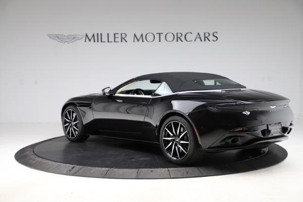 Used 2020 Aston Martin DB11 Volante for sale $209,900 at Maserati of Greenwich in Greenwich CT 06830 26