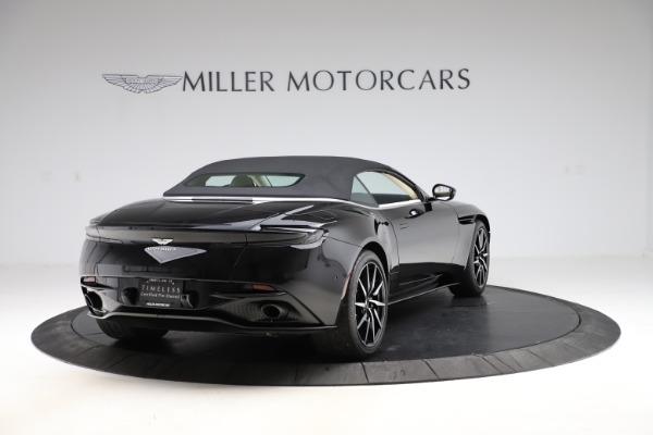 Used 2020 Aston Martin DB11 Volante for sale $209,900 at Maserati of Greenwich in Greenwich CT 06830 27
