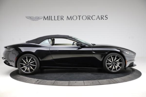 Used 2020 Aston Martin DB11 Volante for sale $209,900 at Maserati of Greenwich in Greenwich CT 06830 28