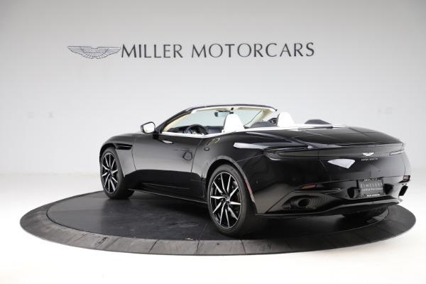 Used 2020 Aston Martin DB11 Volante for sale $209,900 at Maserati of Greenwich in Greenwich CT 06830 4
