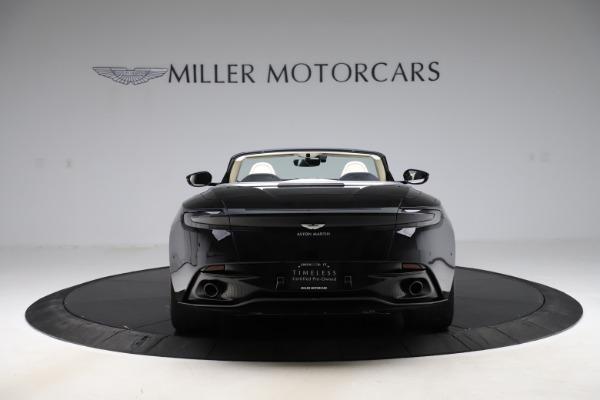 Used 2020 Aston Martin DB11 Volante for sale $209,900 at Maserati of Greenwich in Greenwich CT 06830 5