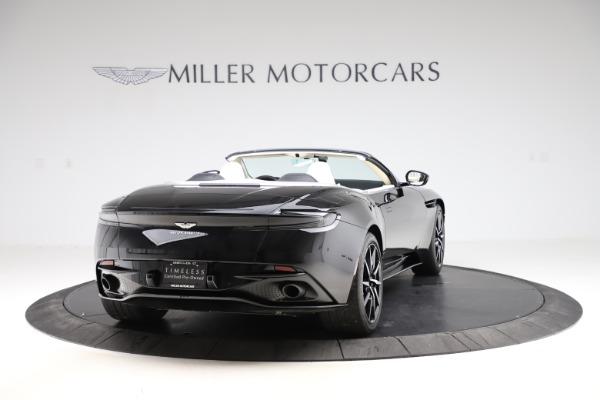 Used 2020 Aston Martin DB11 Volante for sale $209,900 at Maserati of Greenwich in Greenwich CT 06830 6