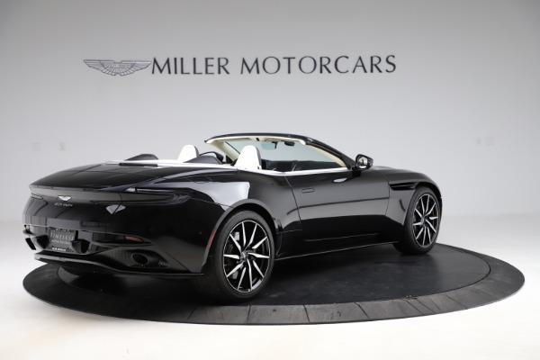 Used 2020 Aston Martin DB11 Volante for sale $209,900 at Maserati of Greenwich in Greenwich CT 06830 7