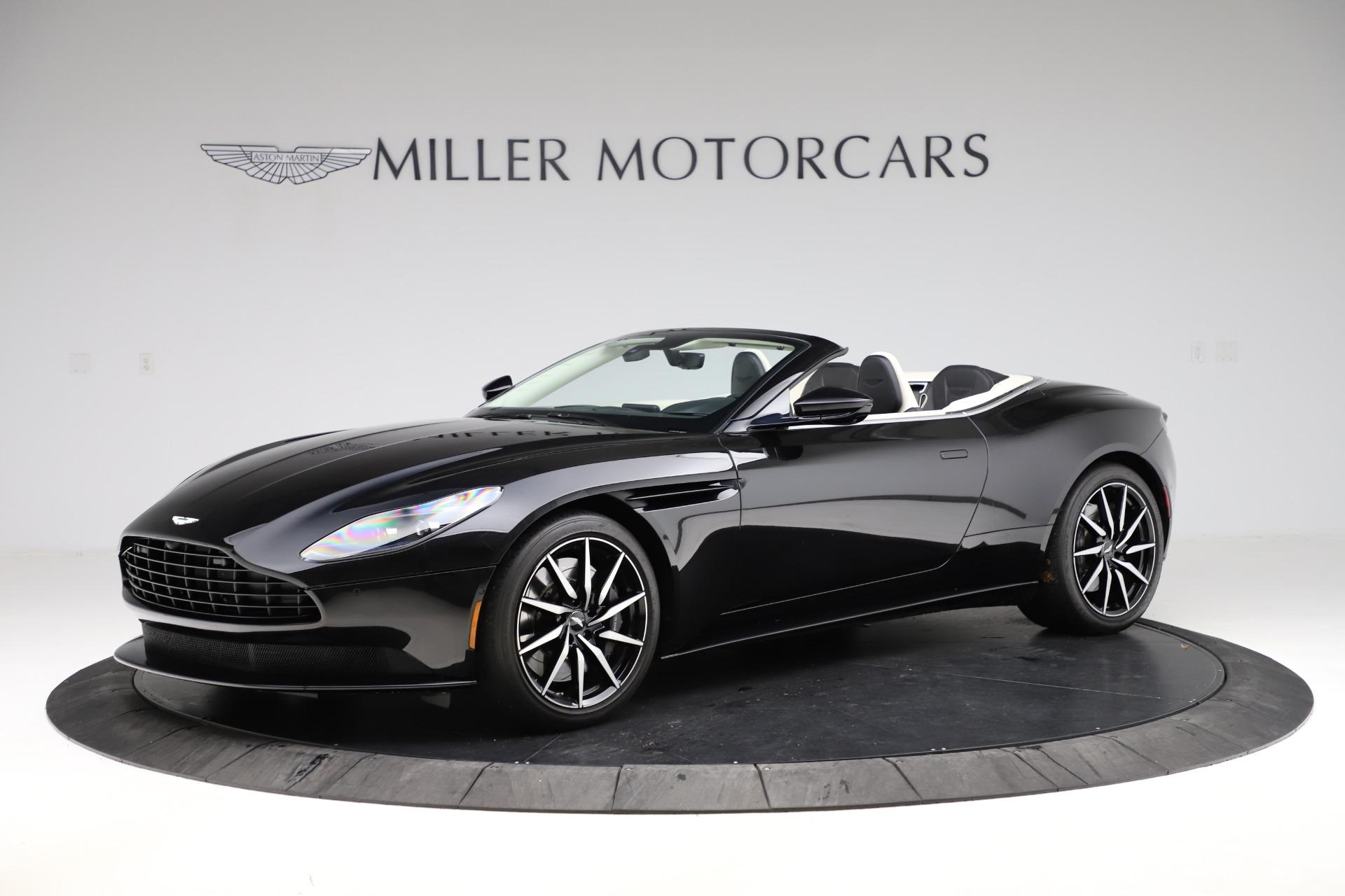Used 2020 Aston Martin DB11 Volante for sale $209,900 at Maserati of Greenwich in Greenwich CT 06830 1
