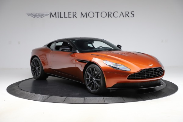 Used 2020 Aston Martin DB11 AMR for sale $199,900 at Maserati of Greenwich in Greenwich CT 06830 10
