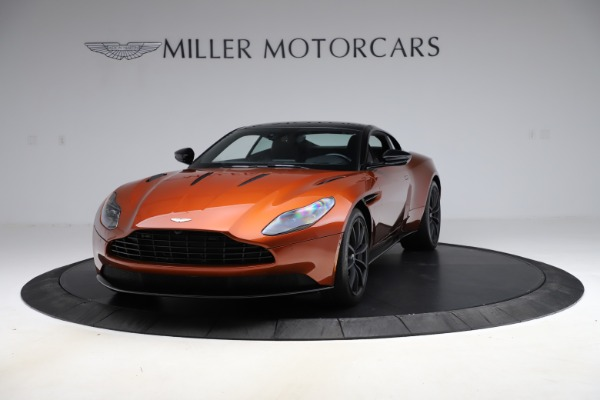 Used 2020 Aston Martin DB11 AMR for sale $199,900 at Maserati of Greenwich in Greenwich CT 06830 12