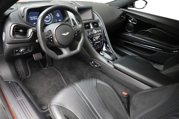 Used 2020 Aston Martin DB11 AMR for sale $199,900 at Maserati of Greenwich in Greenwich CT 06830 13