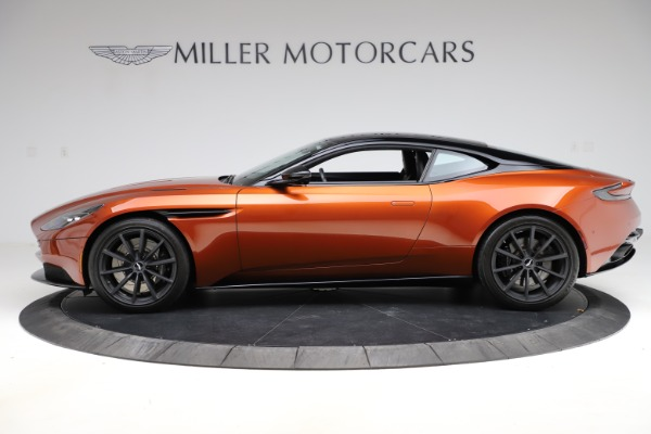 Used 2020 Aston Martin DB11 AMR for sale $199,900 at Maserati of Greenwich in Greenwich CT 06830 2