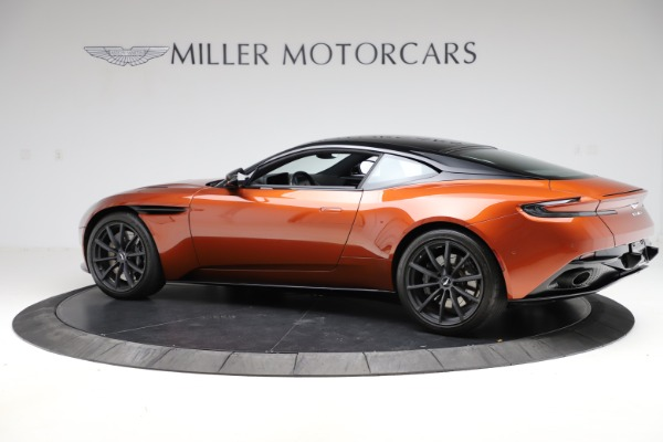 Used 2020 Aston Martin DB11 AMR for sale $199,900 at Maserati of Greenwich in Greenwich CT 06830 3