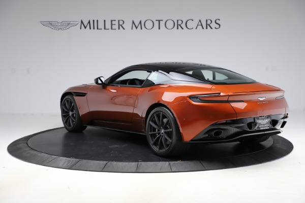Used 2020 Aston Martin DB11 AMR for sale $199,900 at Maserati of Greenwich in Greenwich CT 06830 4