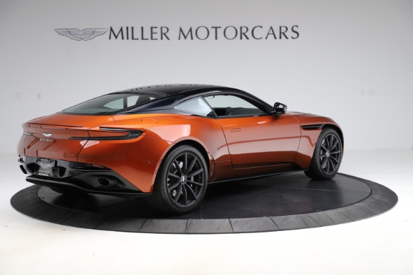 Used 2020 Aston Martin DB11 AMR for sale $199,900 at Maserati of Greenwich in Greenwich CT 06830 7