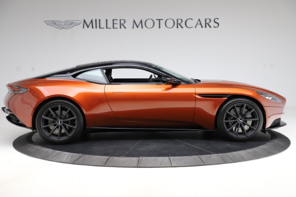 Used 2020 Aston Martin DB11 AMR for sale $199,900 at Maserati of Greenwich in Greenwich CT 06830 8
