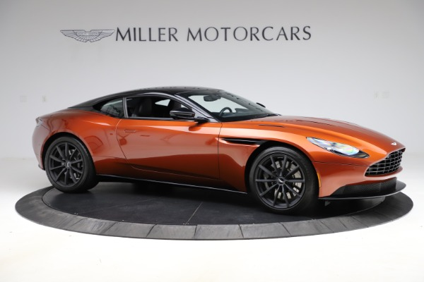 Used 2020 Aston Martin DB11 AMR for sale $199,900 at Maserati of Greenwich in Greenwich CT 06830 9