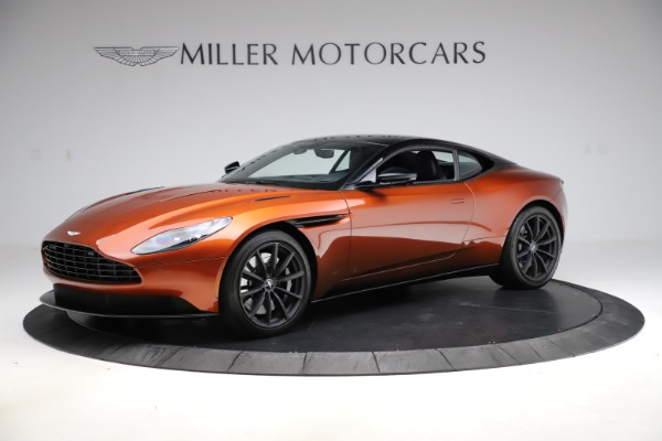 Used 2020 Aston Martin DB11 AMR for sale $199,900 at Maserati of Greenwich in Greenwich CT 06830 1